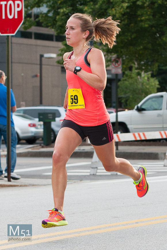 Cigna/Elliot 5k - Nikon D700 1/800th f4 ISO 1000 70mm (Nikon 70-200 VRII) 5:50/mile pace for a time of 18:07 for the race. Wow!